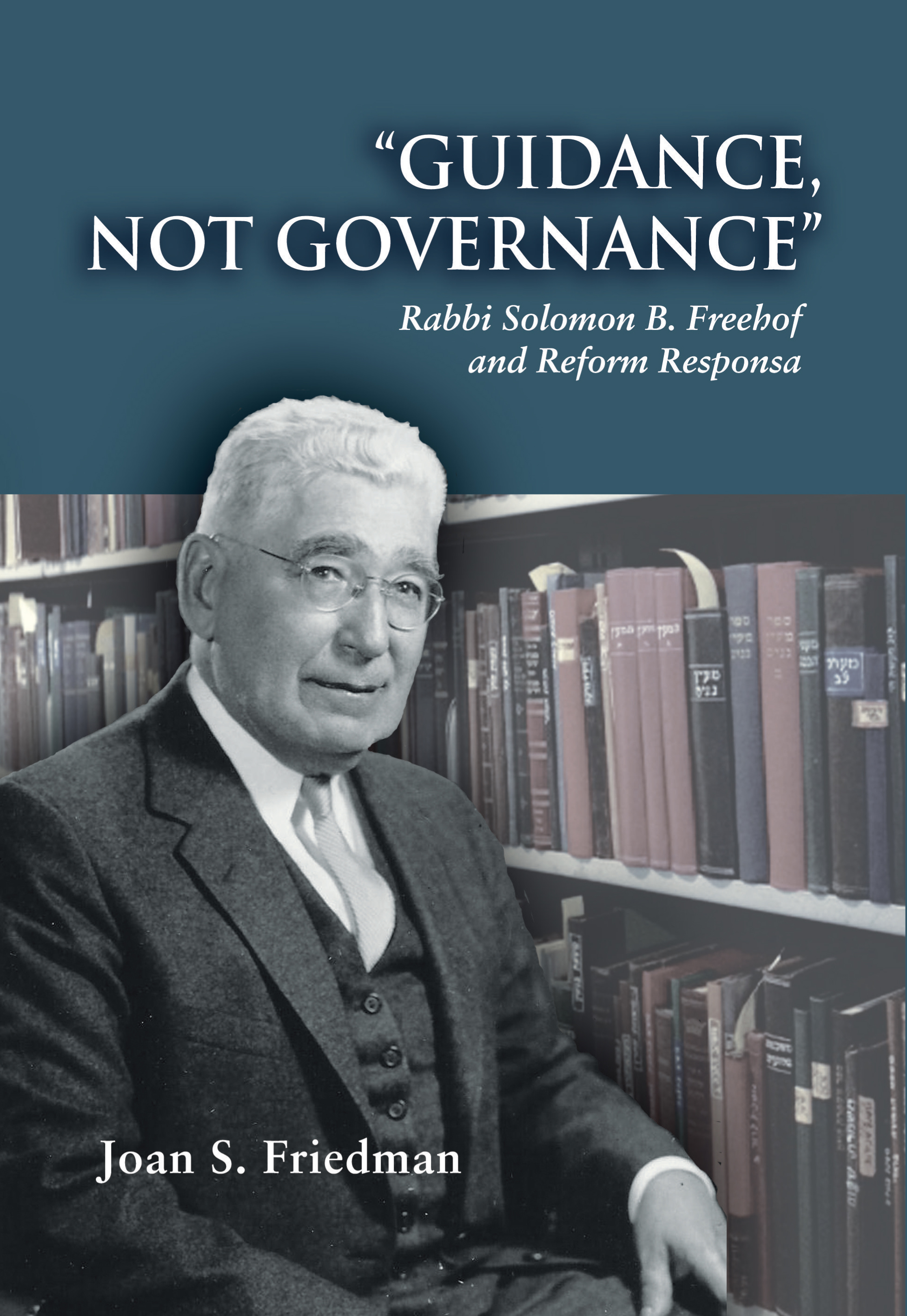 Friedman cover image