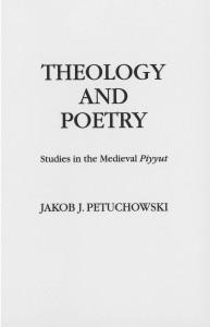 Petuchowski Theology
