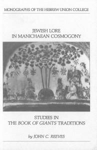 Reeves Jewish Lore