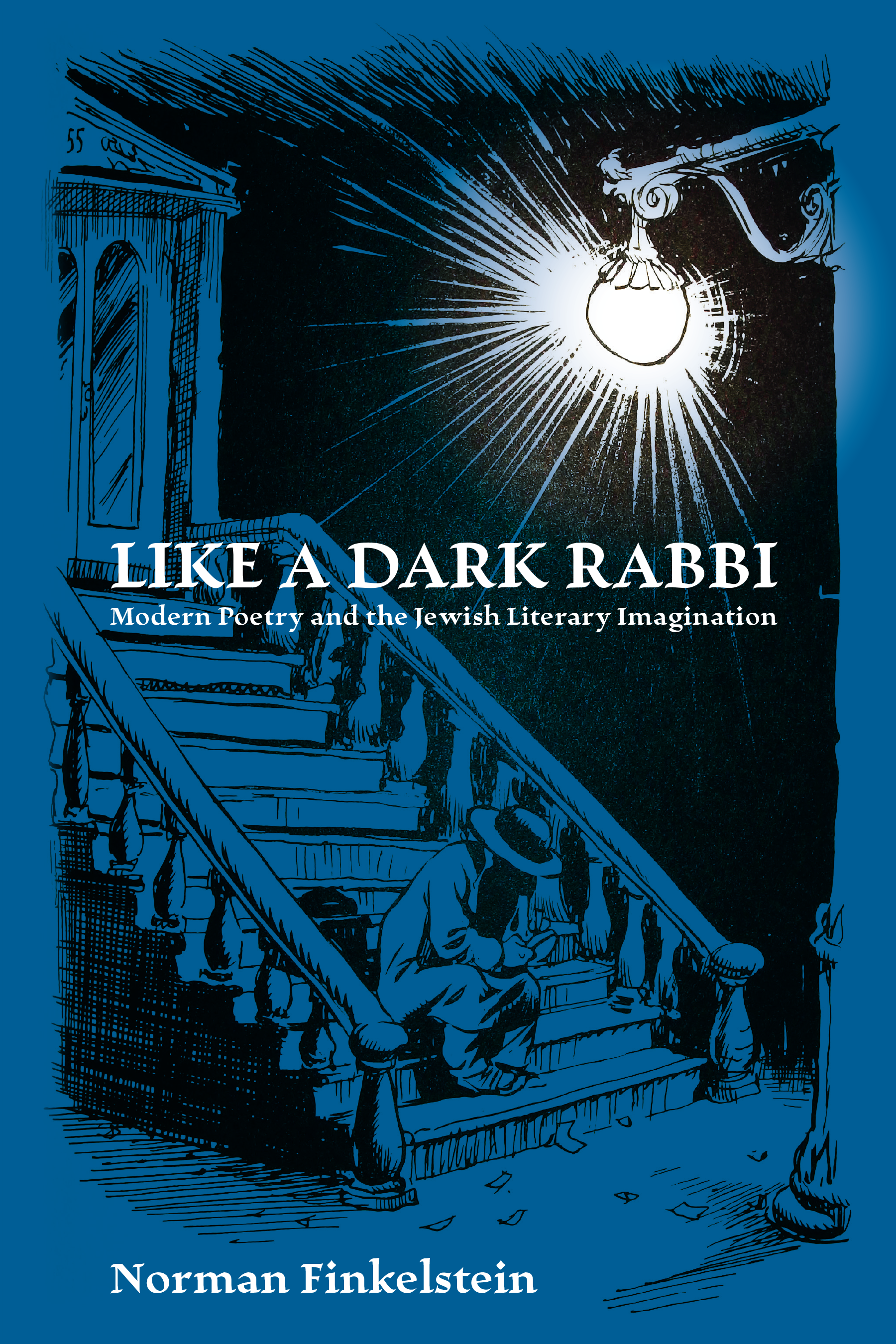 Like a Dark Rabbi cover
