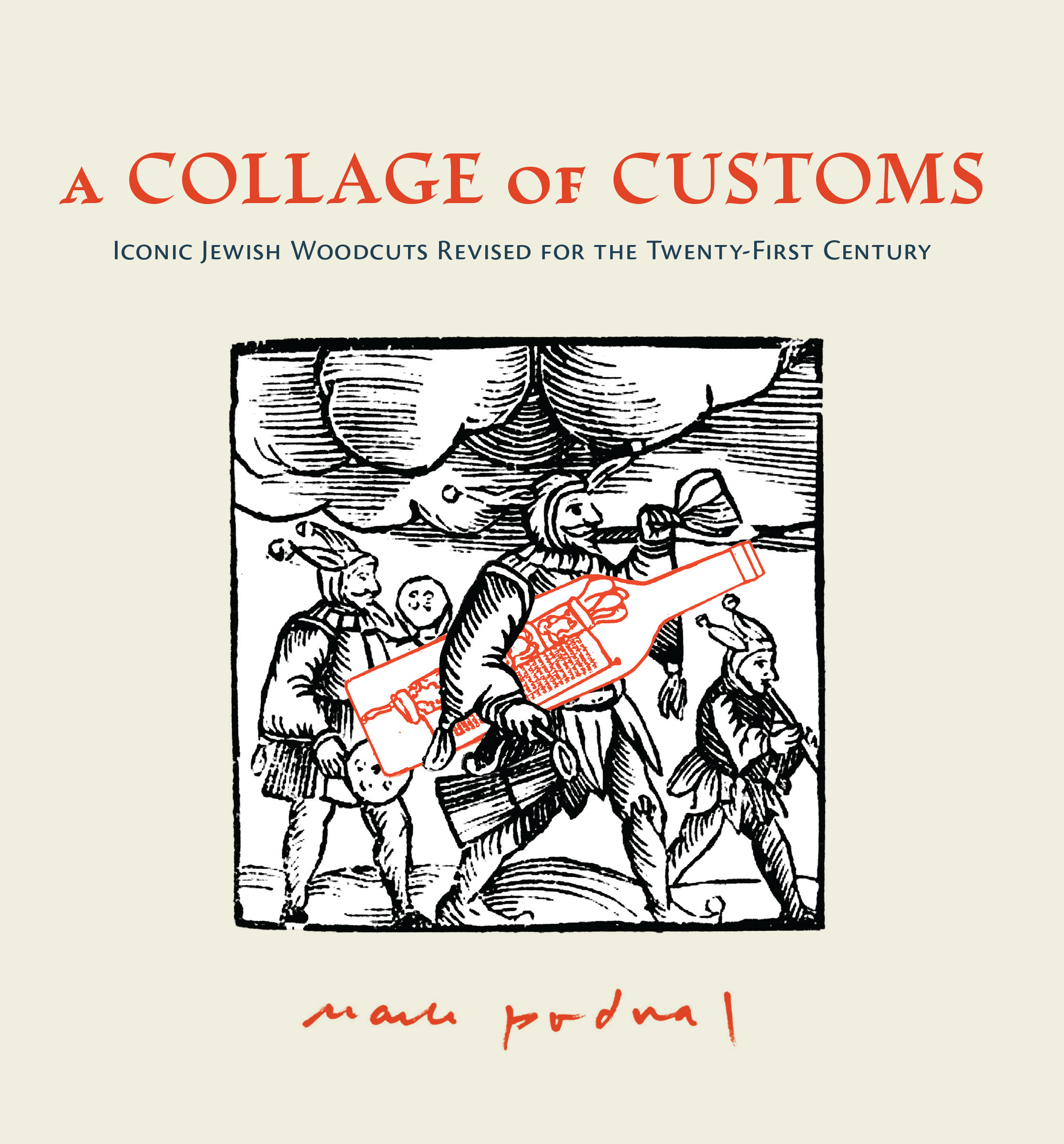 A Collage of Customs cover